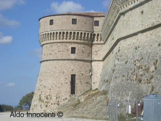 Forte di San Leo: Torrione della Fortezza di San Leo