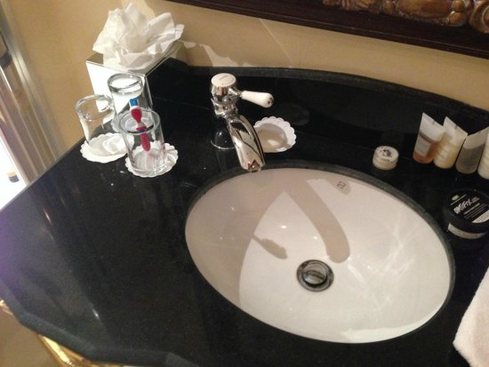 Ashburn Hotel : Sink