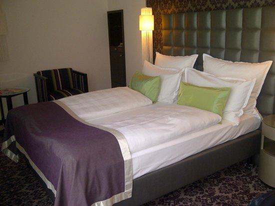 Steigenberger Hotel Herrenhof Wien: habitación dbl
