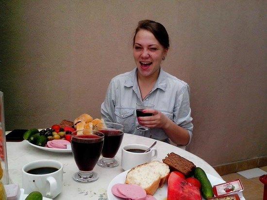 Mystic Hotel: Beautiful morning)))