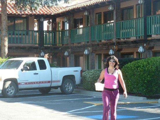 Rodeway Inn Baker City: Motel