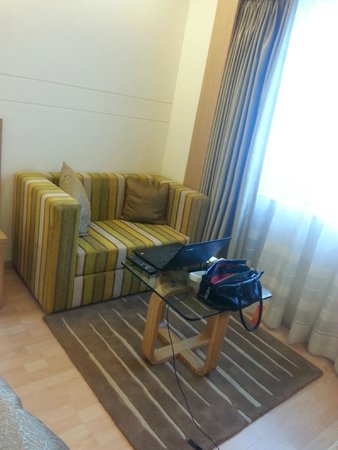 Lemon Tree Premier, Delhi Airport: Rooms