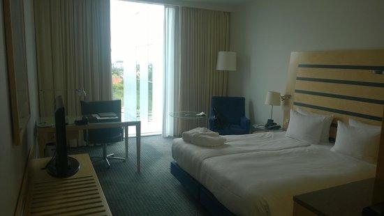 Clarion Hotel Copenhagen Airport: номер