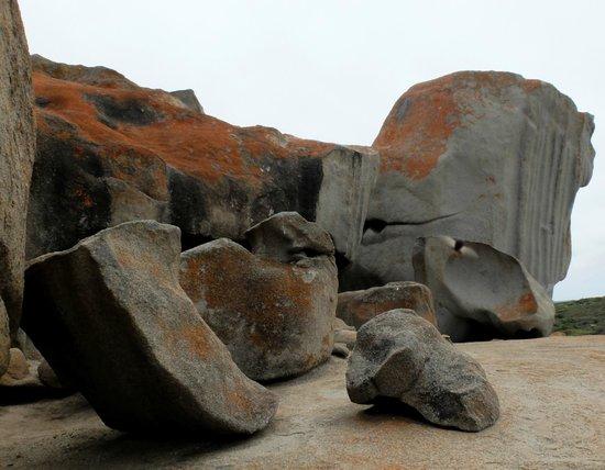 Parc national de Flinders Chase : Remarkable Rocks