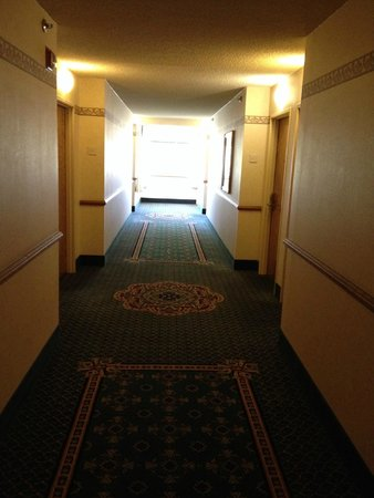 Crowne Plaza Silicon Valley North/Union City : Welcome to 1968...