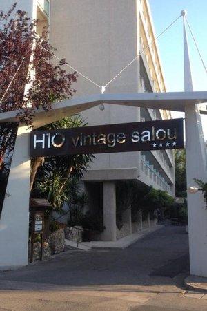 H10 Vintage Salou : Front of hotel .
