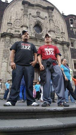 Basilica de Santa Maria de Guadalupe : YoSoy132