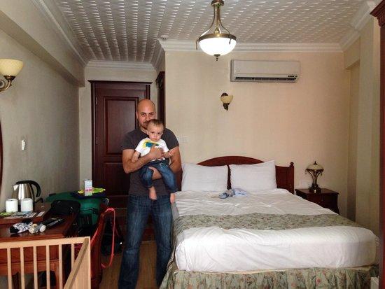 Basileus Hotel: Photo de la chambre