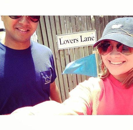 Sandaway Suites & Beach: Checking out the town!