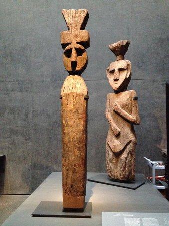 Museo Chileno de Arte Precolombino: Mapuches