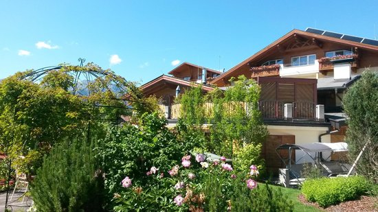 Aktiv & Spa-Resort Alpenpark: rund ums Hotel