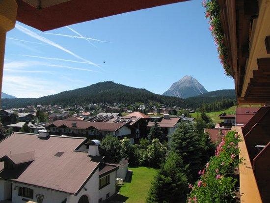 Aktiv & Spa-Resort Alpenpark: wunderbare Aussicht