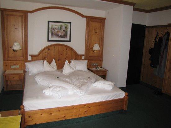Aktiv & Spa-Resort Alpenpark: Hotelzimmer