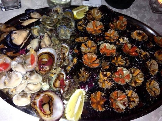 Osteria Del Porto: pranzo e cena