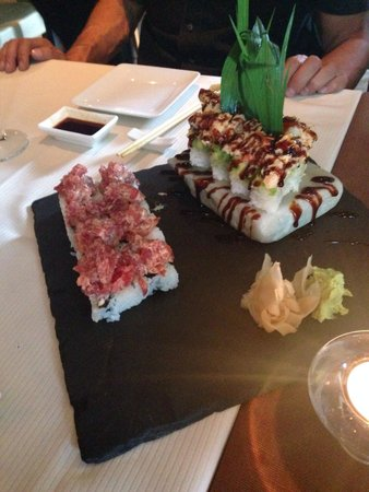 Basara Milano - Sushi Pasticceria : The best sushi Ever!!!
