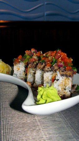 Pisces Sushi and Global Bistro: Ragin Cajun