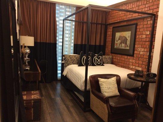 M Boutique Hotel, Ipoh: Premier room