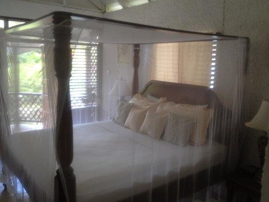 Hummingbird Beach Resort : Clean Comforable w A/C & Breathless Views