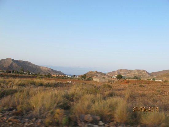 El Parque Natural de Cabo de Gata - Níjar: INTERNO