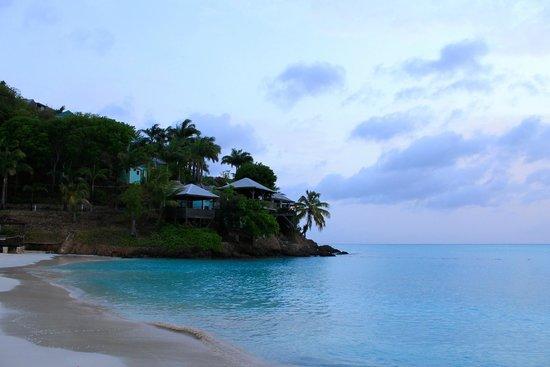 COCOS Hotel Antigua : cocos view