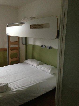 Hotel ibis budget London Whitechapel - Brick Lane : bed