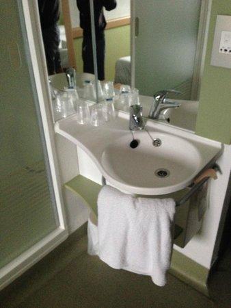 Hotel ibis budget London Whitechapel - Brick Lane : sink