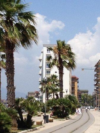 Hotel Miramare Stabia: Establishment Location