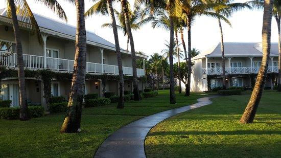 Sugar Beach Golf & Spa Resort : Rooms