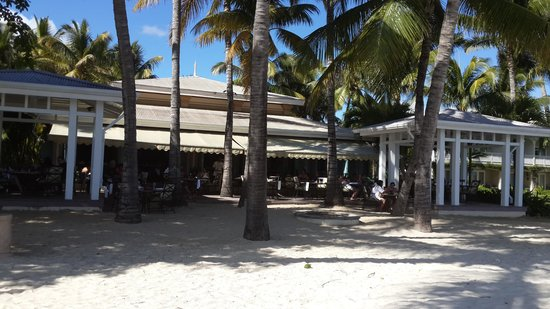 Sugar Beach Golf & Spa Resort : Citronellas Cafe
