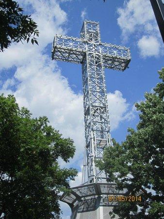 Mont Royal : Le Croix