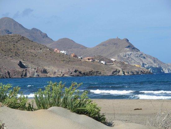 El Parque Natural de Cabo de Gata - Níjar: LOS GENOVESES