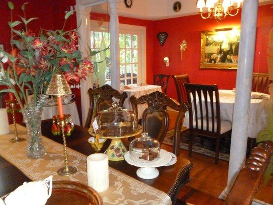 Sabal Palm House Bed and Breakfast Inn: Mainhouse