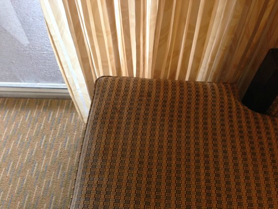 Marriott's Grande Vista: Furniture Stain #1
