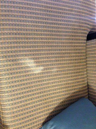 Marriott's Grande Vista: Furniture Stain #2