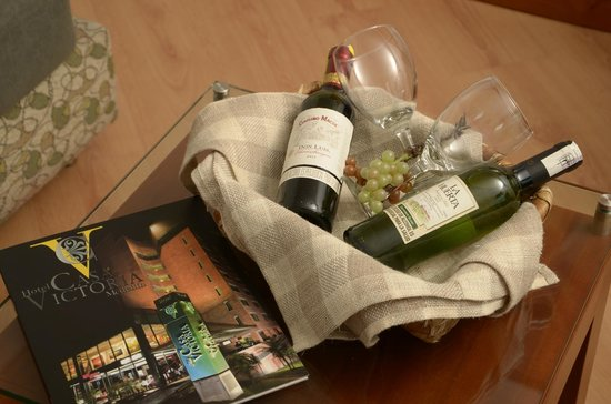 HOTEL CASA VICTORIA: Detalle
