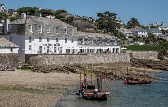 The Idle Rocks Hotel St Mawes