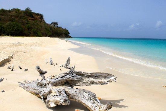 COCOS Hotel Antigua: ffreyes beach