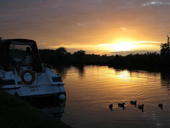Norwich River Cruises: At the end of the week