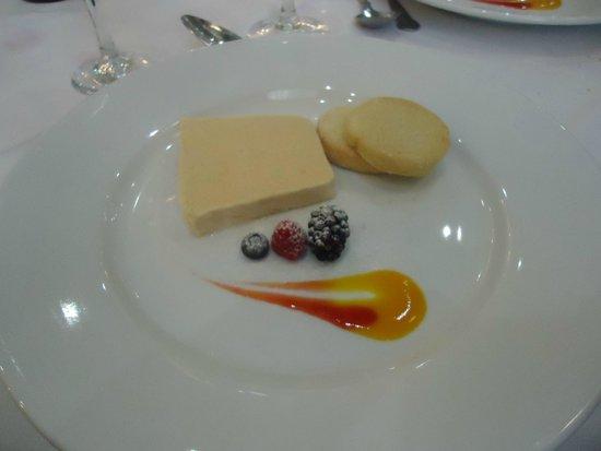 Ommaroo Hotel : Glace caramel beurre salé et shortbread frais