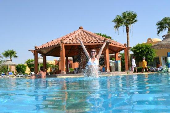 Nubian Island Hotel: Счастлива!!!!!!!!!!!!!