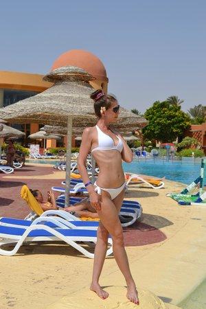 Nubian Island Hotel: В образе)