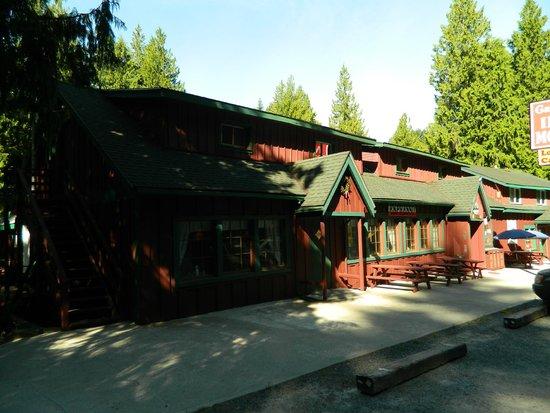 Gateway Inn & Cabins : Rustic