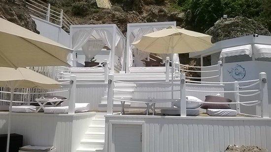 La Boutique Hotel Antalya : Blanche beach
