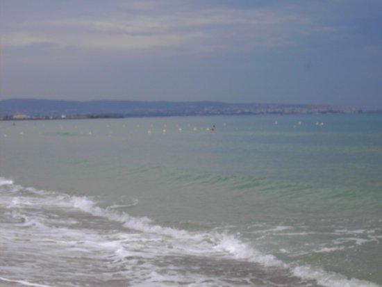 Medina Belisaire & Thalasso: at the beach