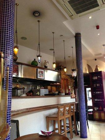Zengi Restaurant.
