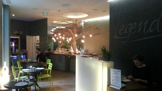 Legend Hotel by Elegancia : Lobby