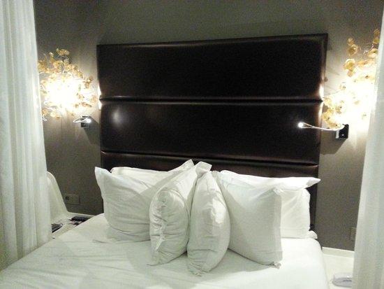 Legend Hotel by Elegancia : Sommier