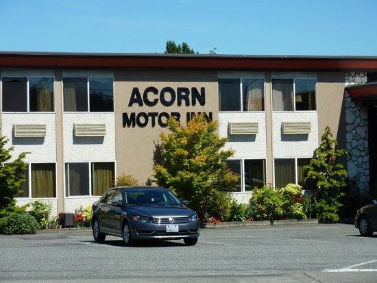 Acorn Motor Inn : Acorn Inn, well situated