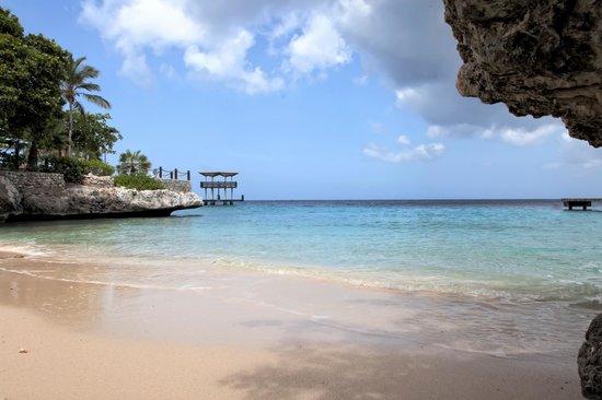 Hilton Curacao: Main Beach