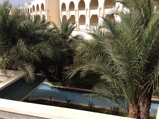 IBEROSTAR Averroes: view from room 3059